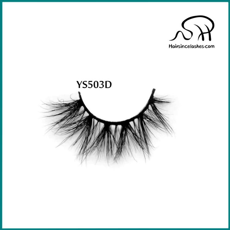 99e3df74e8a Small 3D mink hair lashes natural looks mink lashes eyelashes without  crulty mink lash
